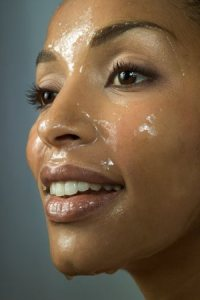 Certain treatments for hyperpigmentation, such as chemical peels, should be used with caution on sensitive skin of color.  Photo: Jason Hetherington/Stone Collection (Getty)
